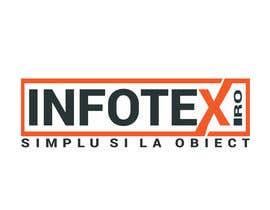 Nro 24 kilpailuun Design a Logo for new info portal INFOTEX.ro käyttäjältä MridhaRupok