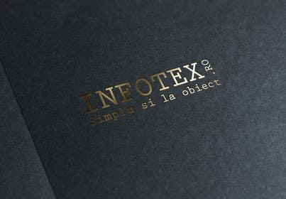 #6 untuk Design a Logo for new info portal INFOTEX.ro oleh squirrel1811