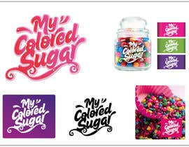#253 untuk Design a Logo for Colored Sugar Business oleh marijoing