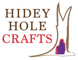 #13 cho Design a Logo for Hidey Hole Crafts bởi yly55522e7ca582b