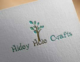 #10 cho Design a Logo for Hidey Hole Crafts bởi judithsongavker