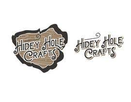 #12 cho Design a Logo for Hidey Hole Crafts bởi roman230005