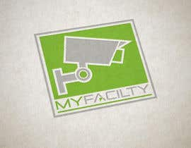 #46 for Design a Logo for 'Myfacilty' CCTV service by fireacefist