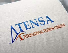 #33 for Design a Logo for Atensa Company af nazish123123123