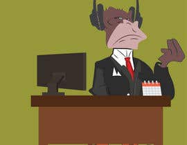 #2 para Create an Animation for a monkey booking a meeting por eko240