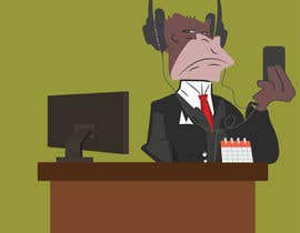 #3 for Create an Animation for a monkey booking a meeting af eko240