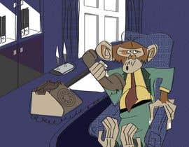 nelsonrondon tarafından Create an Animation for a monkey booking a meeting için no 8