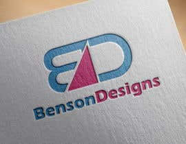 #24 for Design a Logo for bensondesigns by Syedfasihsyed