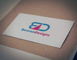 #25 for Design a Logo for bensondesigns by Syedfasihsyed