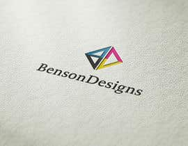 #33 for Design a Logo for bensondesigns by brokenheart5567