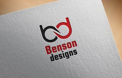 Nro 41 kilpailuun Design a Logo for bensondesigns käyttäjältä faisalmasood012