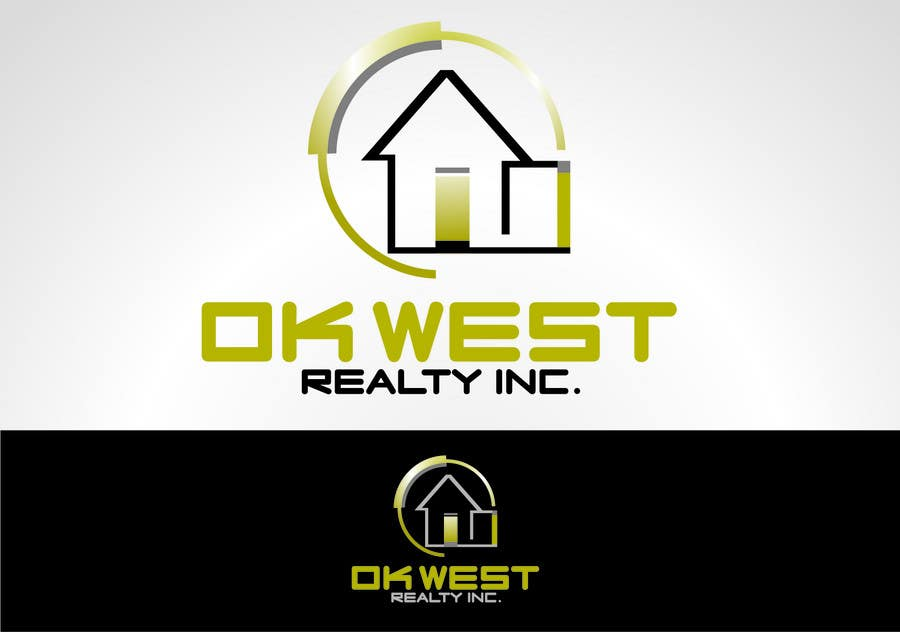 Contest Entry #                                        212                                      for                                         Logo Design for OK WEST Realty Inc.