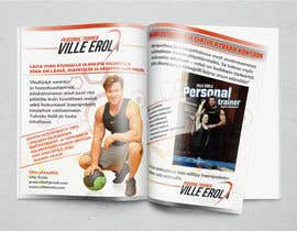 #24 untuk Design an Advertisement for fitness magazine oleh todtodoroff