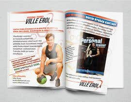 #38 untuk Design an Advertisement for fitness magazine oleh todtodoroff