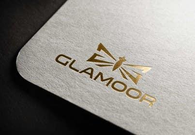 """Nro 15 kilpailuun Logo for """"Glamoor"""", a home air freshener. käyttäjältä ydgdesign"""