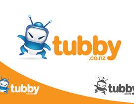 #62 for Logo Design for Tubby by taks0not