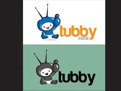 Kilpailutyö #105 kilpailussa Logo Design for Tubby