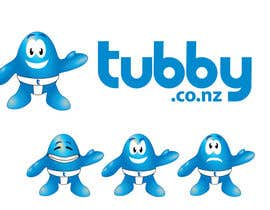 #49 for Logo Design for Tubby by roxxanime