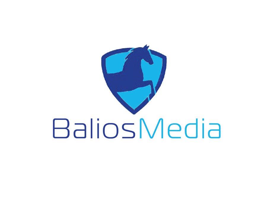 Kilpailutyö #50 kilpailussa Design a Logo for Balios Media