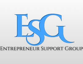 #9 untuk Design a Logo for Entrepreneur Support Group oleh flywithoutacape