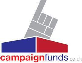 #24 para Design a Logo for campaignfunds.co.uk por ecky