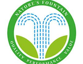 #1 for Design a Logo for Natures Fountain by propeller215