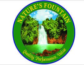 #24 cho Design a Logo for Natures Fountain bởi asnads