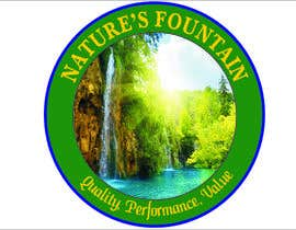 #25 cho Design a Logo for Natures Fountain bởi asnads
