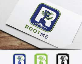 #89 for Design a Logo for rootme af deditrihermanto