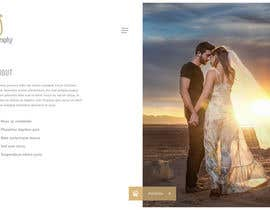 MishaDSGN tarafından Design a Website for Wedding Photographers için no 53
