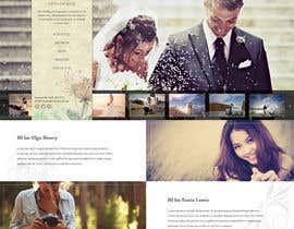 ngscoder tarafından Design a Website for Wedding Photographers için no 11