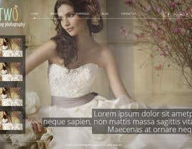 #20 for Design a Website for Wedding Photographers af MadniInfoway01