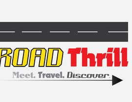 #25 para Design a Logo for Roadthrill por KoushiKKatepally