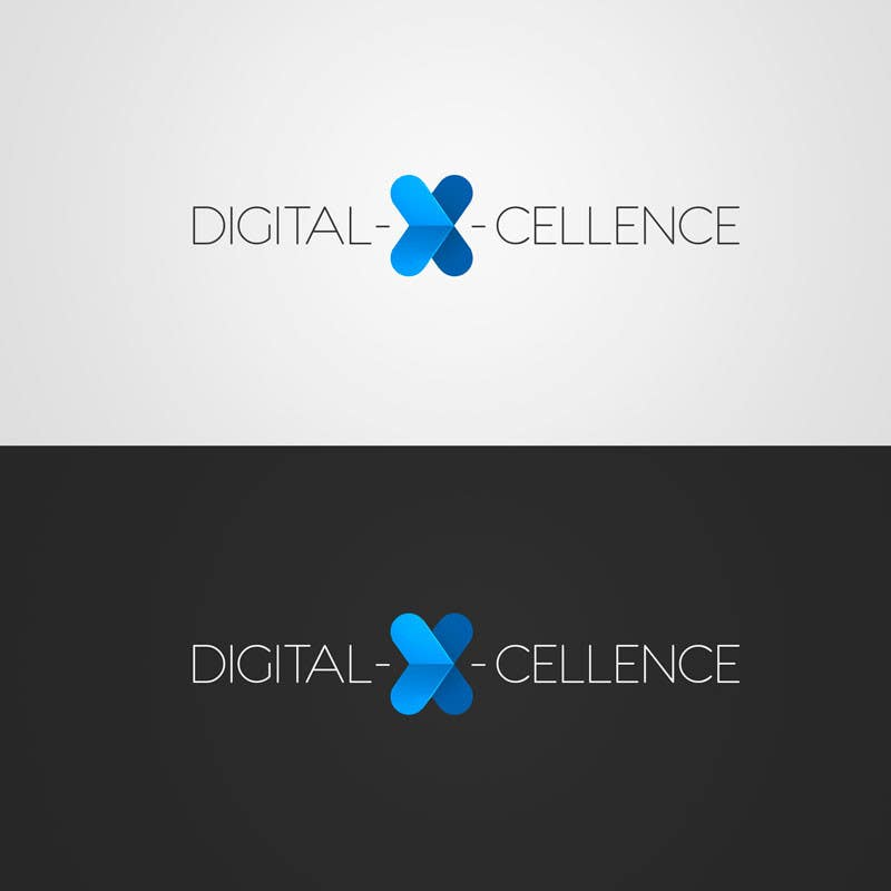Kilpailutyö #77 kilpailussa Design a Logo for Digital-X-Cellence marketing agency