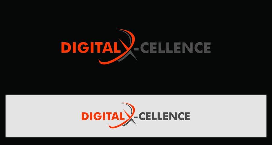 Kilpailutyö #57 kilpailussa Design a Logo for Digital-X-Cellence marketing agency