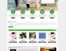#5 for Website and mobile site mockup needed af chancalkmr