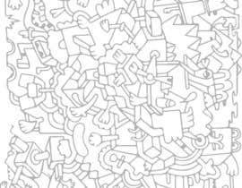 Nro 7 kilpailuun Illustrate  a mobile app wallpaper käyttäjältä herakhan17