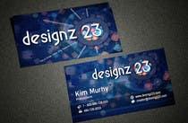 Graphic Design Kilpailutyö #27 kilpailuun Business Cards for marketing agency