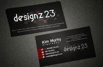 Graphic Design Kilpailutyö #44 kilpailuun Business Cards for marketing agency