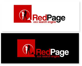 creativeartist06 tarafından RedPage logo design. Search engine for XXX için no 2