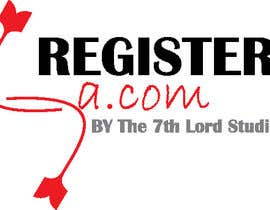 #3 para Logo for register.sa.com por watzinglee