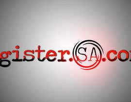#9 para Logo for register.sa.com por IamFreelancerman