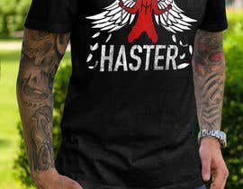 #35 for Fallen Angel - Haster Tshirt Design af aitra