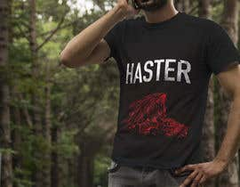 #5 for Fallen Angel - Haster Tshirt Design af Cv3T0m1R