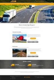 #22 for Design a Website Mockup: AFM af kreativeminds