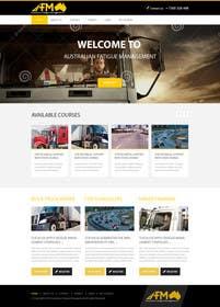 #23 for Design a Website Mockup: AFM af kreativeminds