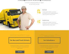 #42 para Design a Website Mockup: AFM por rhmguy