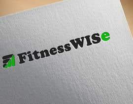 #78 for Design a Logo for FitnessWISe af adilansari11