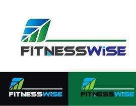 #85 for Design a Logo for FitnessWISe by blueeyes00099