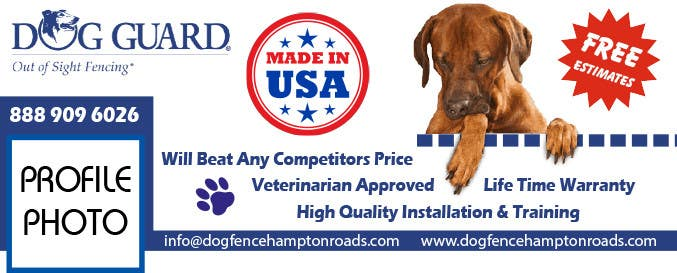Kilpailutyö #31 kilpailussa Design a Facebook Cover Graphic for Dog Business